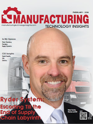 Ryder System: Escorting Till the End of Supply Chain Labyrinth